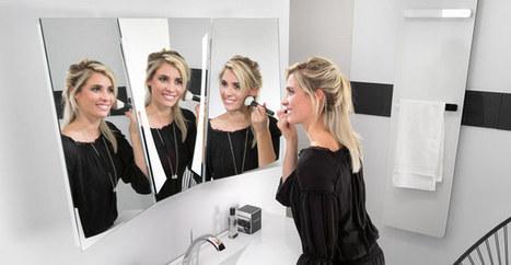 Le Miroir tridimensionnel Delpha….TOUT SIMPLEMENT REVOLUTIONNAIRE ! | Rénovation énergétique  rt 2012 | Scoop.it
