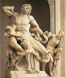 Il Laocoonte è un'opera di Michelangelo   Net-plus-ultra   Scoop.it