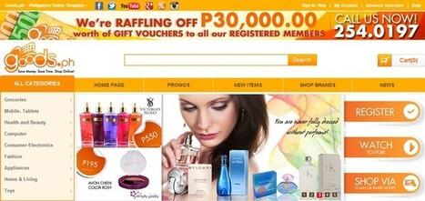 Shop Feature | Goods.ph - Everything you need is here! | Genzel Kisses | My Fave | Scoop.it