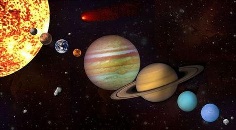 Fotos de Astronomia: cuerpos del Sistema Solar   Educación Preescolar y temas relacionados   Scoop.it