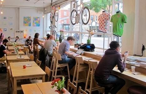 Alerte bon plan : réparer son vélo en savourant un expresso | RoBot cyclotourisme | Scoop.it