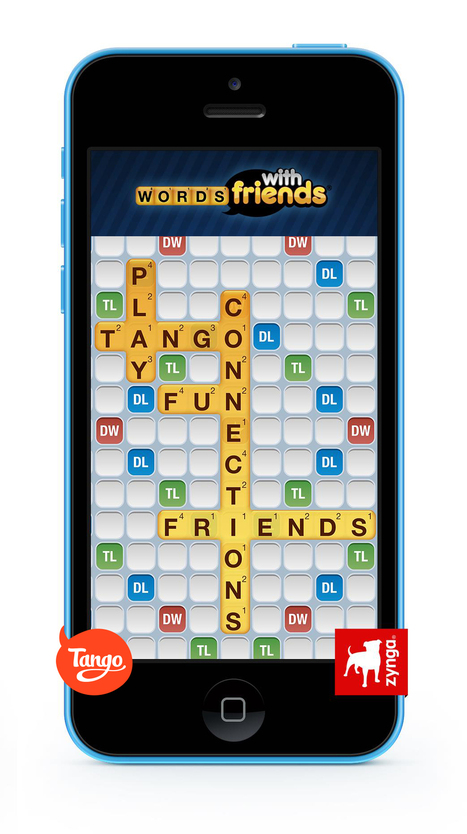 Tango Blog: Play Zynga's Words With Friends With Your Tango Friends | Tango in the news | Scoop.it