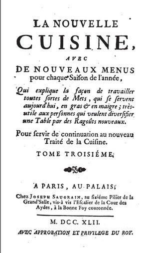 What is the Origin of the Word culinary and Cuisine? | Historical gastronomy | Scoop.it