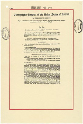 Today's Document from the National Archives: October 19 | Homework Helpers | Scoop.it