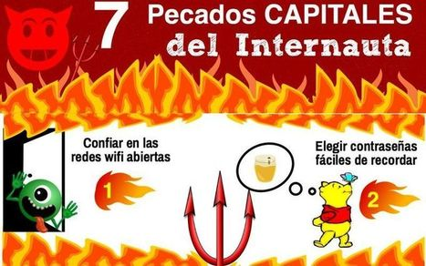 7 errores graves de los internautas que se pueden evitar | aplicaciones web | Scoop.it