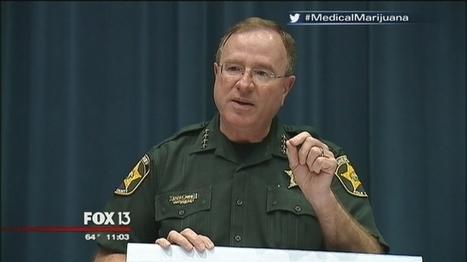 Sheriff Judd: Do away with medical marijuana amendment - MyFox Tampa Bay | Medical marijuana | Scoop.it