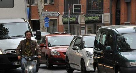 Pollution : toujours plus exposés en voiture qu'à vélo | Toulouse La Ville Rose | Scoop.it