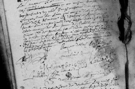 Généalogie autour du Houlme - Orne - 1670 Enfant reconnu in extremis à la Lande de Lougé | Chroniques d'antan et d'ailleurs | Scoop.it
