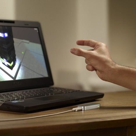 Leap Motion Launches Its Motion-Controlled App Store | Technology in the WOrkplace | Scoop.it