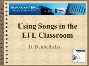 Using Music & Song When Teaching - EFL CLASSROOM 2.0 | learning to teach | Scoop.it