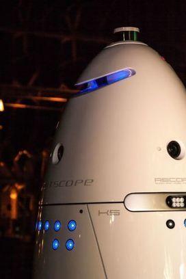 Meet Knightscope's Crime-FightingRobots | Robotics | Scoop.it
