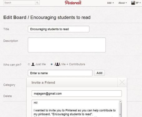 Pinterest e ideas para usarlo en el aula | EDUCATIC | Scoop.it