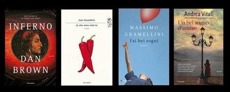 I 5 libri consigliati della settimana - Romanzi da leggere | Libri, poesia e tutto il resto... | Scoop.it
