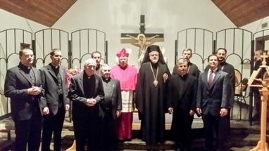 Archdiocesan delegation joins Greek Orthodox celebration of patron saint. Published in the 12/6/2013 edition of The Pilot | Greek Orthodox | Scoop.it