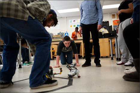 Engineering Building a Foundation in K-12 Curricula | STEM Education Info | Scoop.it