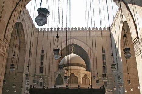 Sultan Hassan Mosque - Cairo, Egypt | Islamic Art | Scoop.it
