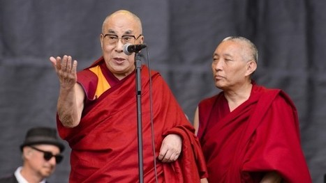 Dalai Lama tells Glastonbury of the need to speak out on climate change | Sustain Our Earth | Scoop.it