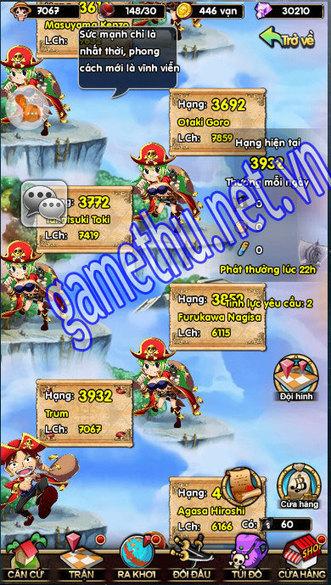 Cùng Đảo Hải Tặc thám hiểm thế giới - Game Đảo Hải Tặc cho bạn   Game online   Scoop.it