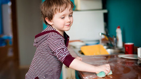 The Importance of Household Chores | Informal Learning: What Parents Need to Know | Scoop.it