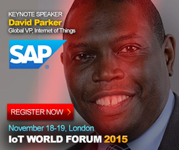 IoT Conference - IoT World Forum 2015 - London Europe UK M2M | Mobile Learning | Scoop.it