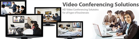 Video Conferencing Solutions | Video Conferencing Solutions | Scoop.it