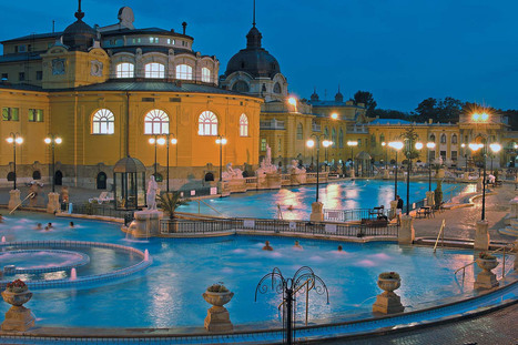 5 reasons to go to ..... Budapest | Spa Destinations & Great Locations | Scoop.it