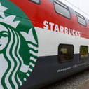Le premier wagon-restaurant  «Starbucks» lancé en Suisse | News Social Media | Scoop.it