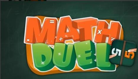 Math Duel, luchando con tus amigos matemáticamente | Nerdilandia | RECURSOS EDUCATIVOS DIGITALES ABIERTOS | Scoop.it