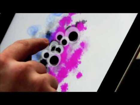How to draw with an iPad – Tutorial | the different types of Art | Scoop.it