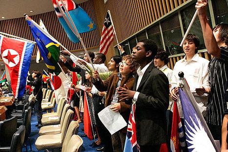 Déclaration des Nations unies sur les droits des peuples à la paix - Site de l'Association Adéquations | bambou148 | Scoop.it