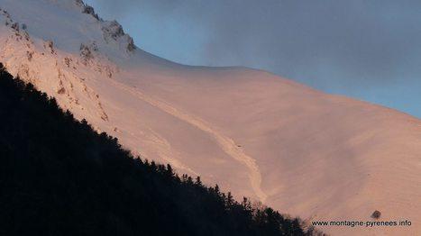 Première coulée sur les flancs de l'Arbizon | Vallée d'Aure | Vallée d'Aure - Pyrénées | Scoop.it