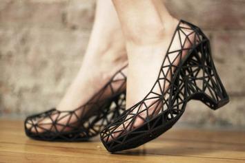 Des chaussures réalisées grâce à une imprimante 3D | Solutions locales | Scoop.it