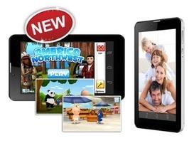 Vinci MV 7 Kids Tablet | Kids Tablet | Tablets for Kids | Scoop.it