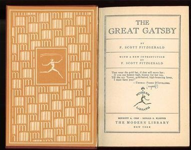 Authorship of The Great Gatsby epigraph revealed • Hollywood, 1939 | Books and bookstores | Scoop.it