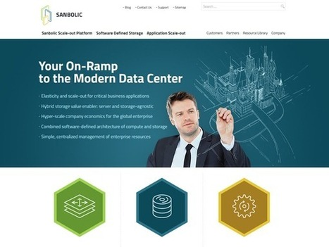 How A Large Global Company Realized the Benefits of SDS with The Sanbolic Platform | Virtual Storage Appliance | Scoop.it