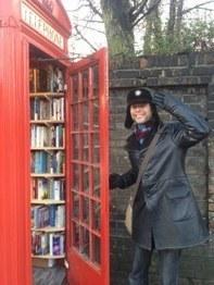 Des cabines téléphoniques à usage insolite | Insolite bibliothèque | Scoop.it