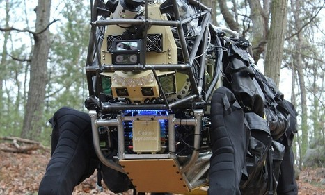 Why is Google secretly assembling an army of robots? | The Transhuman Trek | Scoop.it