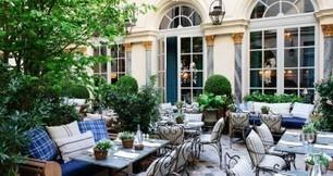 Les 30 restaurants avec les plus belles terrasses de Paris   CRAKKS   Scoop.it