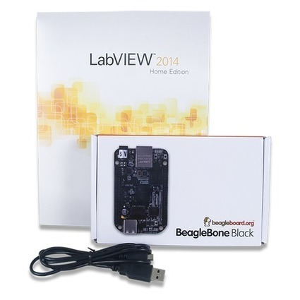 LabVIEW Physical Computing Kit for BeagleBone Black | Raspberry Pi | Scoop.it