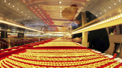 Gold price hits 3.5 month high on US growth fears - Al-Arabiya | Own Gold LLC | Scoop.it