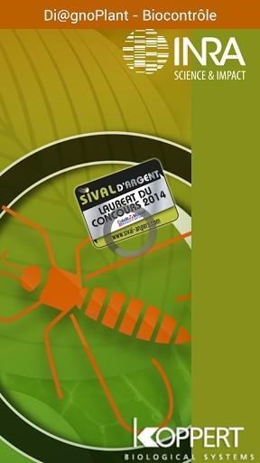 Di@gnoplant biocontrôle : une appli pour reconnaître ravageurs et auxiliaires | Les colocs du jardin | Scoop.it