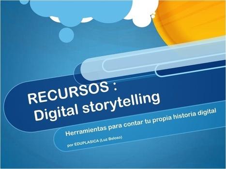 Herramientas para crear tu historia digital | Herramientas para crear y compartir | Scoop.it