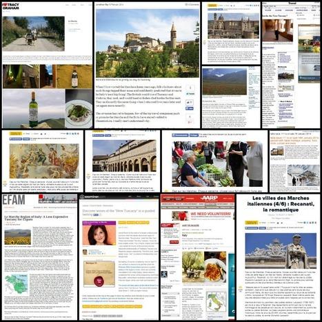 10 anni di articoli esteri sulle Marche, tempo di bilanci. | Le Marche un'altra Italia | Scoop.it