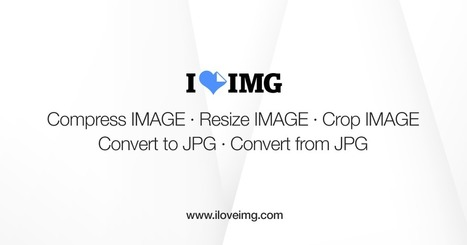 Compress images online. Best quality & compression | Formation multimedia | Scoop.it