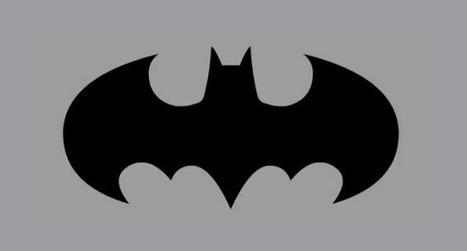 Evolution Of The Batman Logo 1941-2007 by Rodrigo Rojas | Logo | Scoop.it