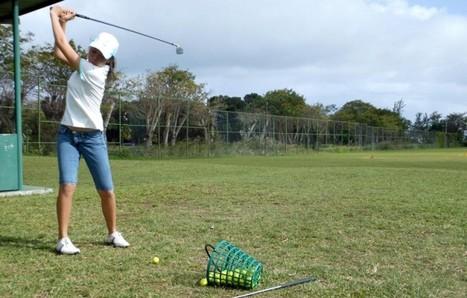 A la découverte du golf… | Nouvelles du golf | Scoop.it