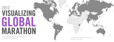 Global Marathon 2012 | einesvisuals | Scoop.it