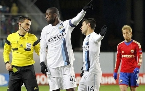 Toure racism row threatening to explode – FOOTBOLIA   soccerlive   Scoop.it
