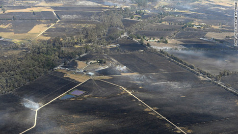 Australia's farmers on the front line of global weather extremes | Climate Chaos News | Scoop.it
