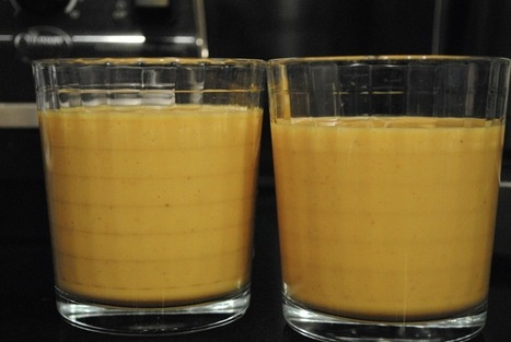 Pumpkin Pie Smoothie | Josie Girl Blog | Best Thanksgiving Turkey Recipes | Scoop.it